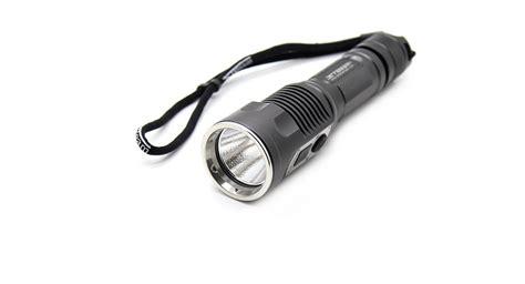 Jetbeam Ddr26 Senter Led Cree Xm L2 1000 Lumens 70 64 jetbeam ddr26 cree xm l2 4 mode 1000 lumen led flashlight 1 18650 rechargeable 2