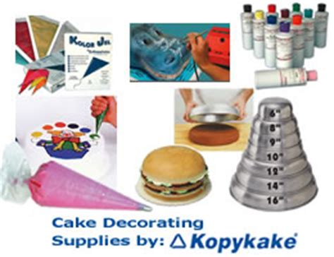 walkers photo cake deocrating supplies airbrush sets