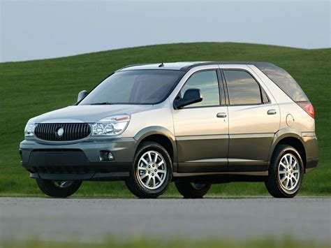 2005 buick suv car pictures buick rendezvous cx 2005