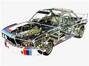 1971 bmw 3 0 csl race car e 9 racing interior engine f