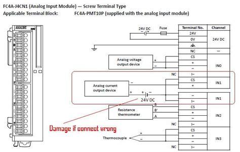 idec plc wiring diagram modicon plc wiring diagram