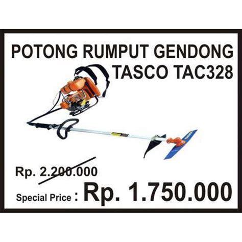 Mesin Potong Rumput 328 jual mesin potong rumput tasco tac 328 oleh pt sumber