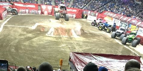 A Monster Of A Time At Mymonsterjam In Hamilton You
