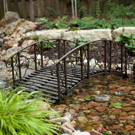 landscape bridge how to make a garden bridge garden bridge plans yard stuff