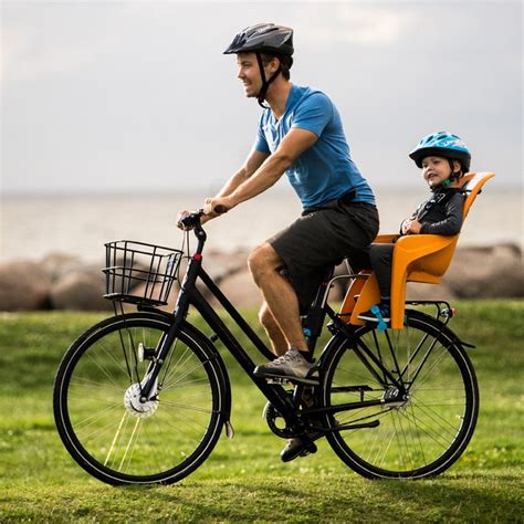 front mounted child bike seat nz thule ridealong lite child bike seat frame mounted