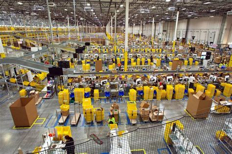 amazon jobs amazon warehouse jobs push workers to physical limit the