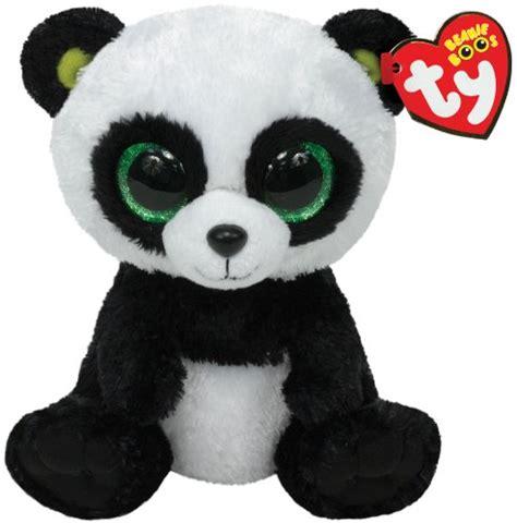 beanie boos ty beanie boos bamboo panda fuhzee