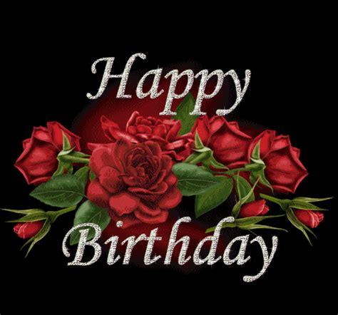 imagenes de flores happy birthday 150 im 225 genes feliz cumplea 241 os con brillo rosas corazones