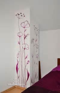 wall painting wall painting pictura pe perete handmade by meda