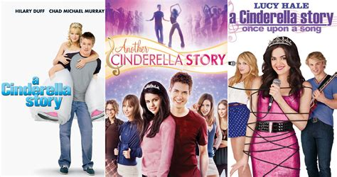 Film Come Cinderella Story | then and now photos of the cast from the a cinderella