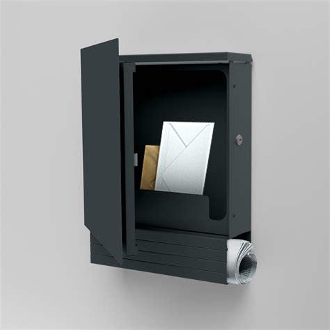 kabelabdeckung decke rund briefkasten anthrazit freistehend briefkasten freistehend