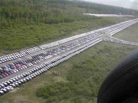 where do the unsold new cars go where the world s unsold cars go to die zero hedge