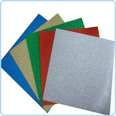 Glitter Paper Craft - selling shiny diy glitter paper sheet wholesale paper