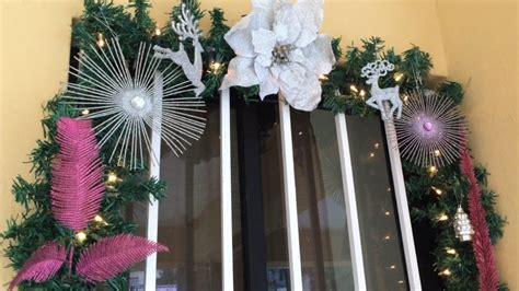 ideas para decorar ventanas exteriores en navidad decoraci 211 n de paredes y ventanas navidad 2015 2016 diy