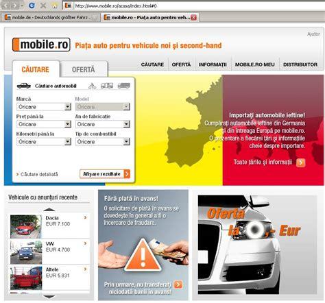 mobile ro germania ghid de utilizare mobile de mobile ro 187 george buhnici