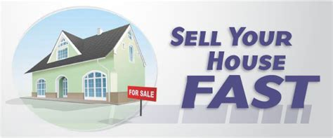 how to sell your own house fast