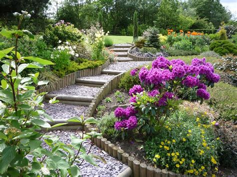 flower design ripon landscaping and gardening garden idea landscaping and