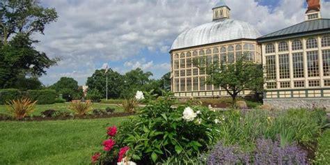 Baltimore Botanical Gardens by Howard P Rawlings Conservatory Weddings