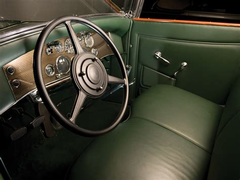 Duesenberg Interior by Interior Duesenberg J 417 2157 Convertible Coupe Swb By