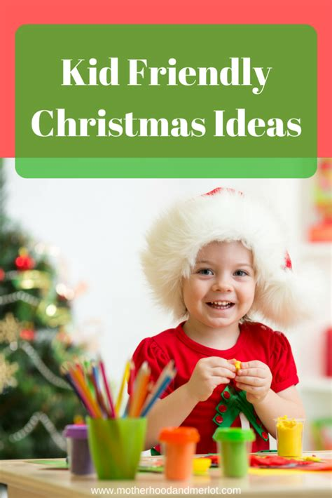 kid friendly christmas decorations kid friendly ideas motherhood and merlot