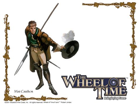 Wheel Of Time Mat Cauthon by Wheel Of Wallpaper 1024x768 Wallpoper 311444