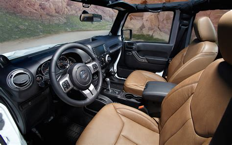new jeep truck interior special edition jeep grand cherokee trailhawk and wrangler