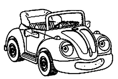 coloring pages of convertible cars coloring pages for to print car coloring page