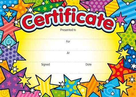 certificate for school 12 best primary certificates images on