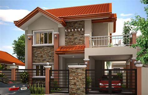modern home design 2016 top 10 house designs or ideas for ofws by pinoy eplans