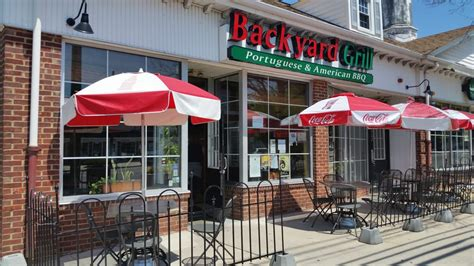 Backyard Grill Kenilworth Nj Backyard Grill 35 Photos 64 Reviews Bbq Barbecue