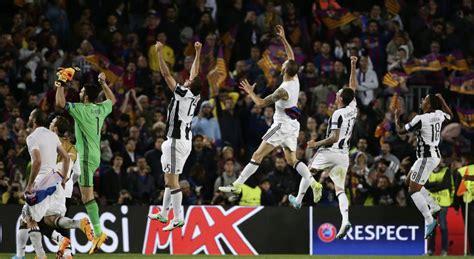 barcelona x juventus barcelona x juventus juventus segura o barcelona empata