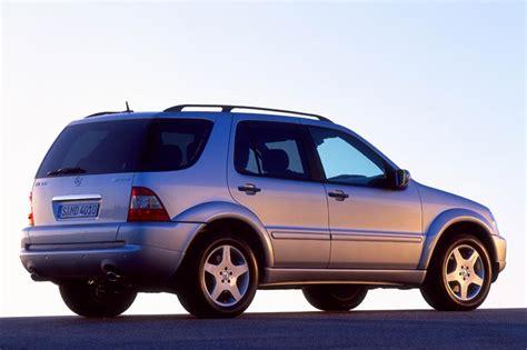 2001 mercedes ml 320 mercedes ml 320 2001 parts specs