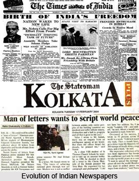 press indian history of indian press