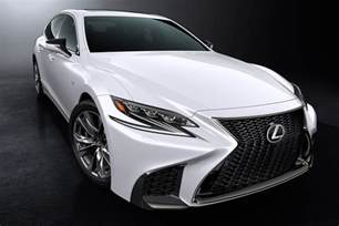 Lexus Ls500 Lexus Ls 500 F Sport Unveiled At Nyias 2017 By Car Magazine