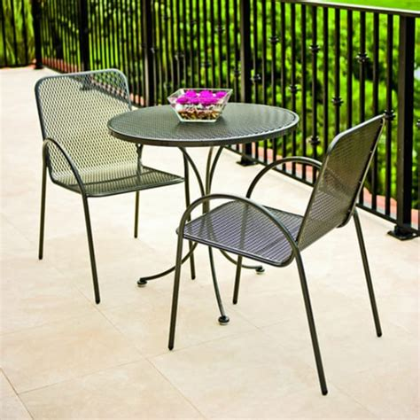 patio furniture bistro set avalon bistro set