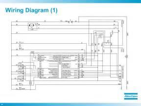 atlas copco xas 97 compressor wiring diagram wiring
