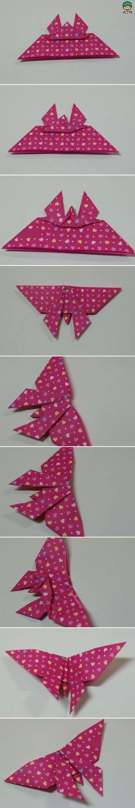 tutorial for origami butterfly 86 best images about origami tutorial on pinterest lucky