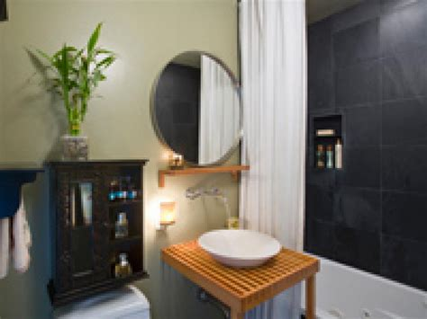 hgtv bathroom color schemes choose natural colors for your zen bathroom hgtv