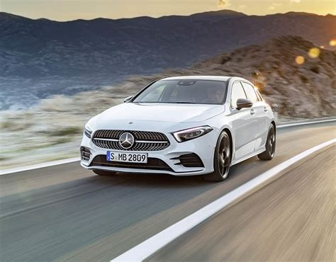 mercedes a class 2018 revealed in pictures pictures