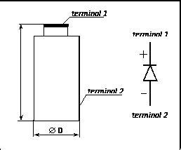 impatt diode schematic millimeter wave mm wave pulsed impatt diodes