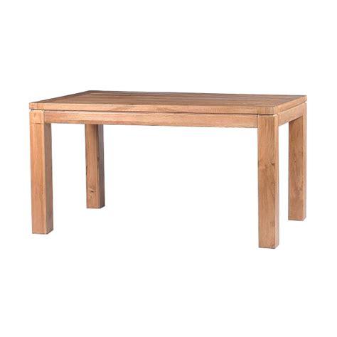 fiona rectangular dining table oak furniture solutions