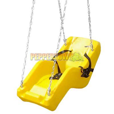 jenn swing jennswing ii quot cubby quot special needs swing by peppertown