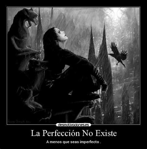 imagenes goticas el cuervo la perfecci 243 n no existe desmotivaciones