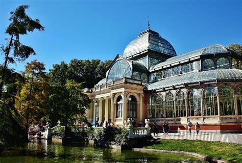 parque retiro viajar a madrid el palacio de cristal parque retiro madrid blender el palacio de cristal parque retiro