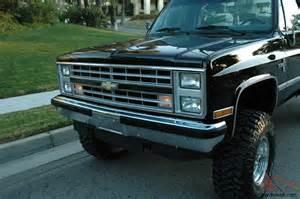 1986 chevy silverado 1ton 4x4
