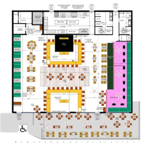 Restaurant Floor Plan Maker by Floor Plans Roomsketcher 17 Best 1000 Ideas About