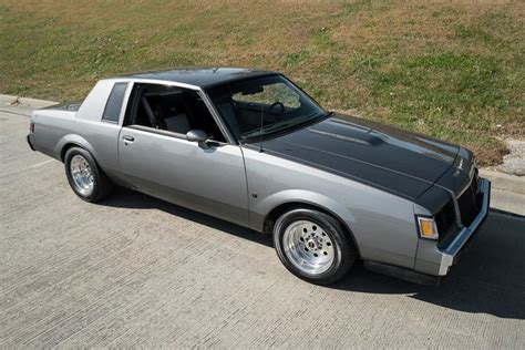 Sleeper Buick Regal by 1987 Buick Regal