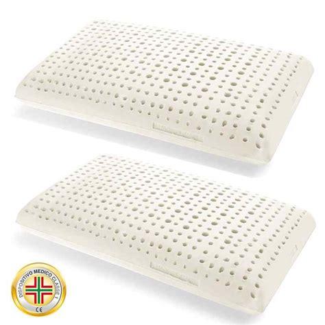 cuscini e guanciali guanciali e cuscini in lattice guida materassi
