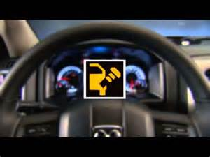 2013 ram truck gas cap message