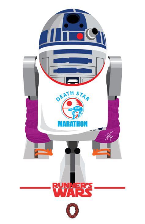 star wars fan gear star wars characters sporting running gear fan art